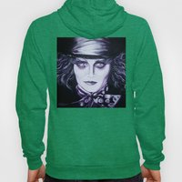 THE MAD HATTER Hoody