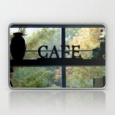 Cafe Laptop & iPad Skin