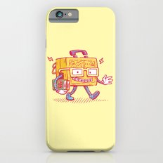 Back to School Lunchpail Bot iPhone 6s Slim Case