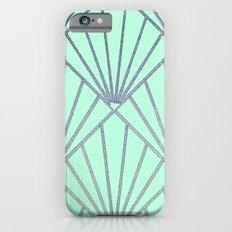 Art Deco Clams iPhone 6 Slim Case
