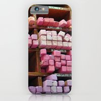 iPhone & iPod Case featuring Pastels by Kirstie Battson