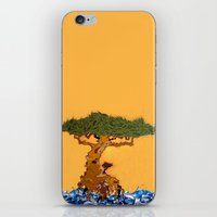 The Ocean Is My Ground iPhone & iPod Skin