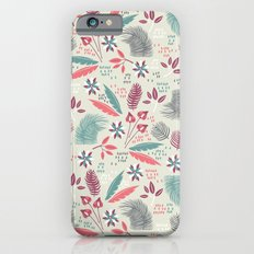 Forest Twilight  iPhone 6 Slim Case