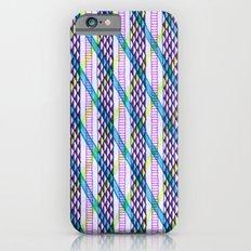 Isometric Harlequin #2 iPhone 6 Slim Case