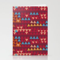 indian Stationery Cards featuring indian by spinL
