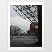 Haymarket 1 Art Print
