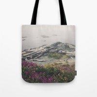 Ocean Fog Tote Bag