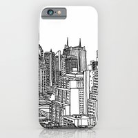 New York View 2 iPhone 6 Slim Case