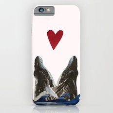 Whales in Love iPhone 6s Slim Case