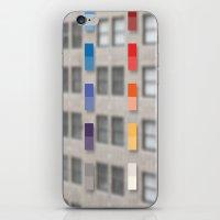 New America Office One iPhone & iPod Skin