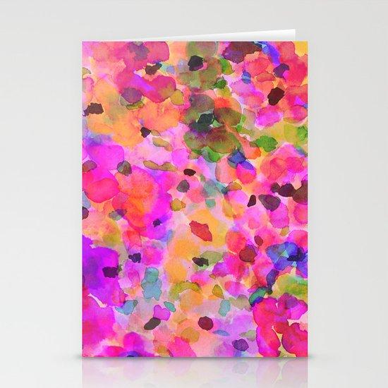 Fleur Stationery Card