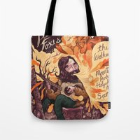 Fleet Foxes Poster Tote Bag