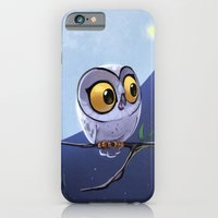 owls iPhone & iPod Cases featuring Owls by biboun