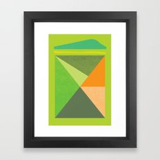 Lost Coast / Nor-Cal Framed Art Print