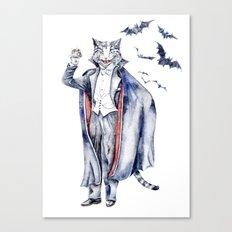 Count Catula Canvas Print