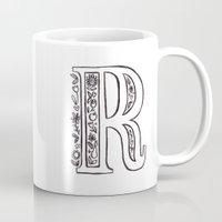 R Is For Mug