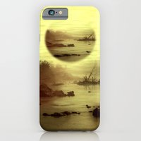 iPhone & iPod Case featuring Illusive visions float above my head... by Donuts