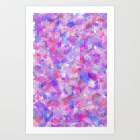 Panelscape - #10 society6 custom generation Art Print
