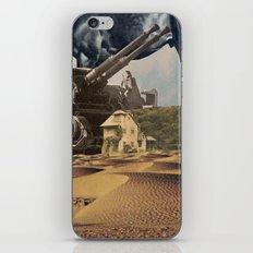 House In Desert iPhone & iPod Skin