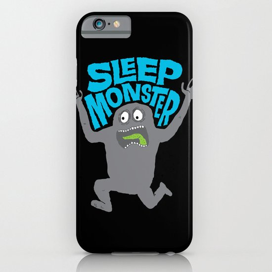 Sleep Monster iPhone & iPod Case