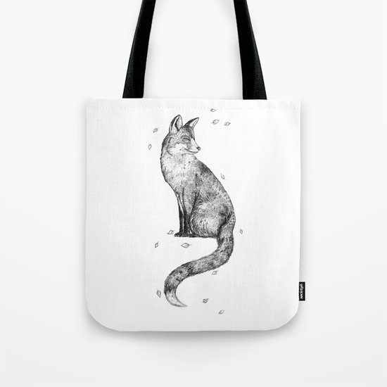 Foa // Graphite Tote Bag