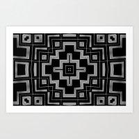 Patternizer Art Print