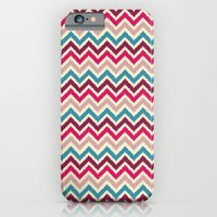 iPhone & iPod Case featuring Chevron 2 by Amarillo