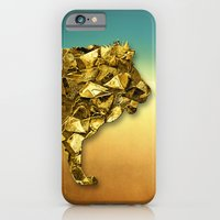 Animal Mosaic - The Lion iPhone 6 Slim Case