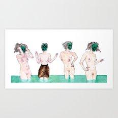 unitate Art Print