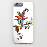 iPhone & iPod Case featuring Treehouse by Laura Bubar Original Artwork
