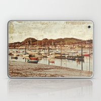Tales from the Harbor Laptop & iPad Skin