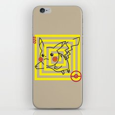 P-025 iPhone & iPod Skin