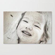 Lola II Canvas Print