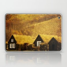 Turf Houses of Iceland Laptop & iPad Skin