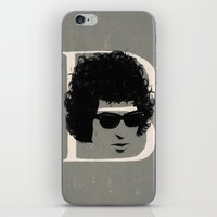 B is for Bob iPhone & iPod Skin