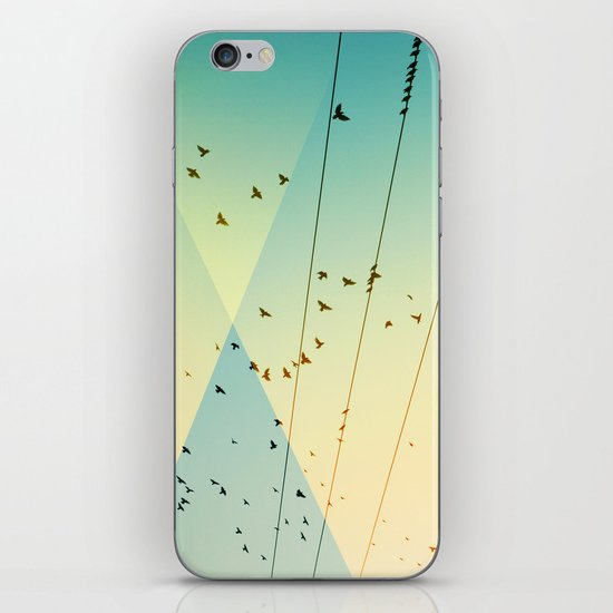Cool World #3 iPhone & iPod Skin