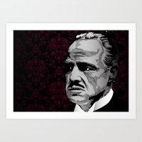 Il Don Art Print