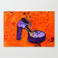 Shoe-Be-Do 2 Canvas Print