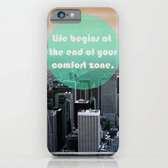 Life Begins  iPhone & iPod Case