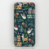 Christmas Joy iPhone & iPod Skin