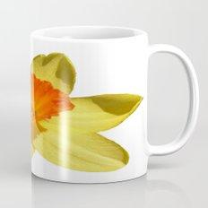 Daffodil Emblem Isolated On White Mug
