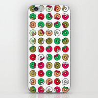 Do Nuts ! iPhone & iPod Skin