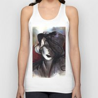 Mystic Iron Unisex Tank Top