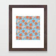 Pattern Project #48 / Lu… Framed Art Print