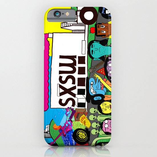 """South by Southwest"" by Steven Fiche iPhone & iPod Case"