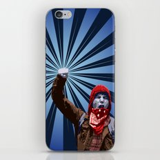 Stand Up iPhone & iPod Skin