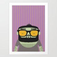 ELLO Art Print