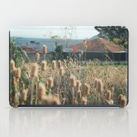 autumn weed iPad Case