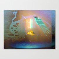 Basmekfi Canvas Print