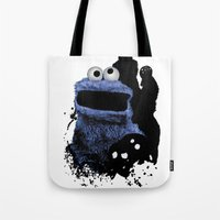 Monster Madness: Cookie … Tote Bag